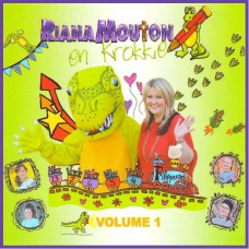 CD: Riana Mouton en Krokkie Volume 1