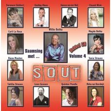 CD: Saamsing met SOUT Volume 4