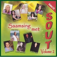 CD: Saamsing met SOUT Volume 2