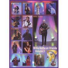 DVD: Willie Botha en Vriende Volume 3
